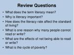 review questions3