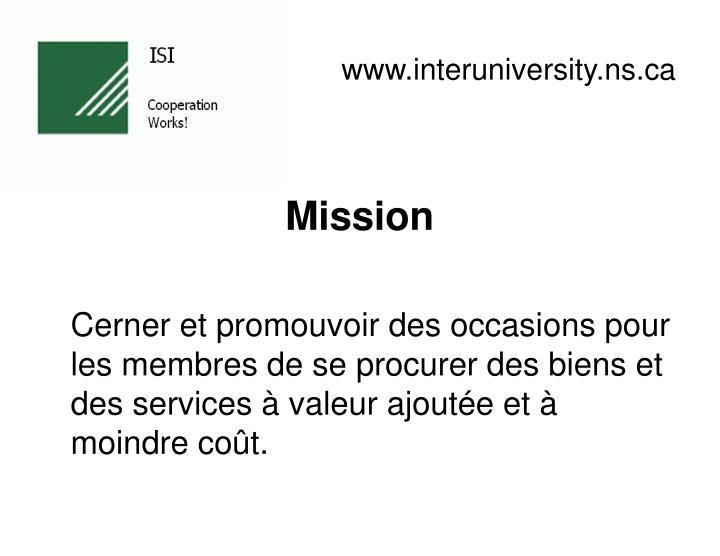 www.interuniversity.ns.ca