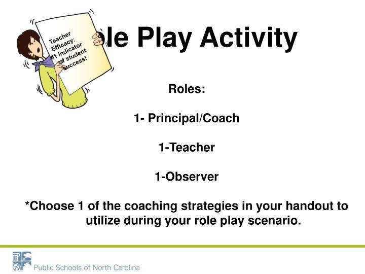 Role Play Activity