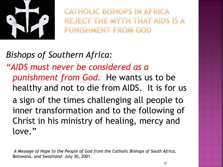 Catholic Bishops in Africa
