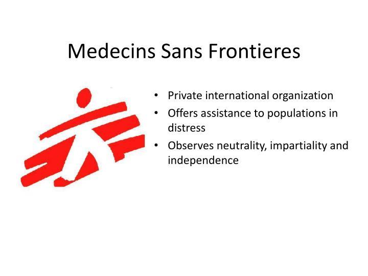 Medecins