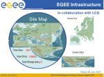 egee infrastructure