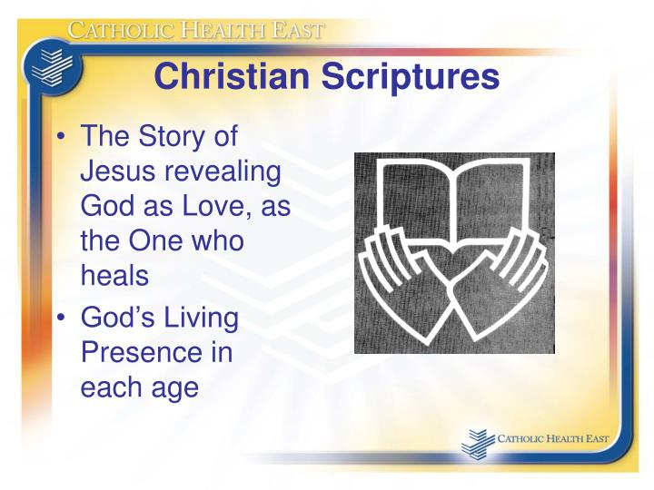 Christian Scriptures