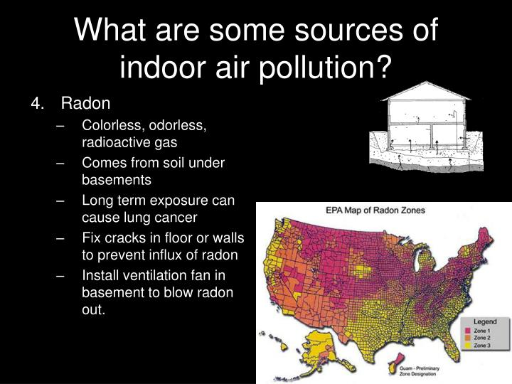 Ppt Outdoor Amp Indoor Air Pollution Powerpoint