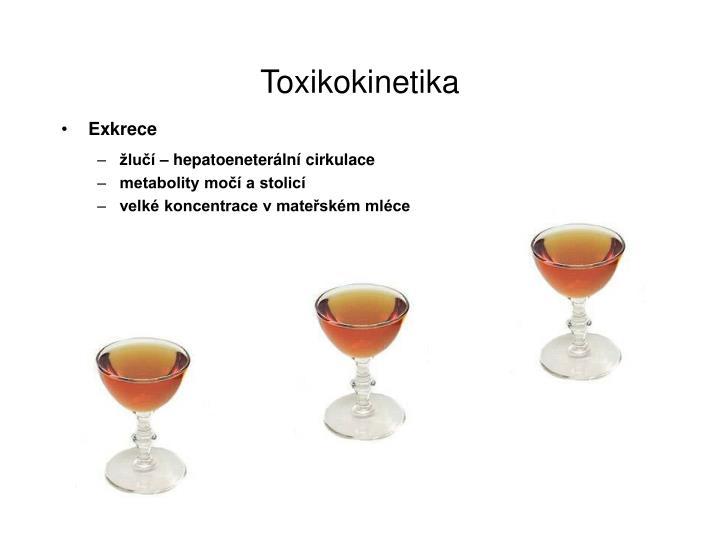 Toxikokinetika