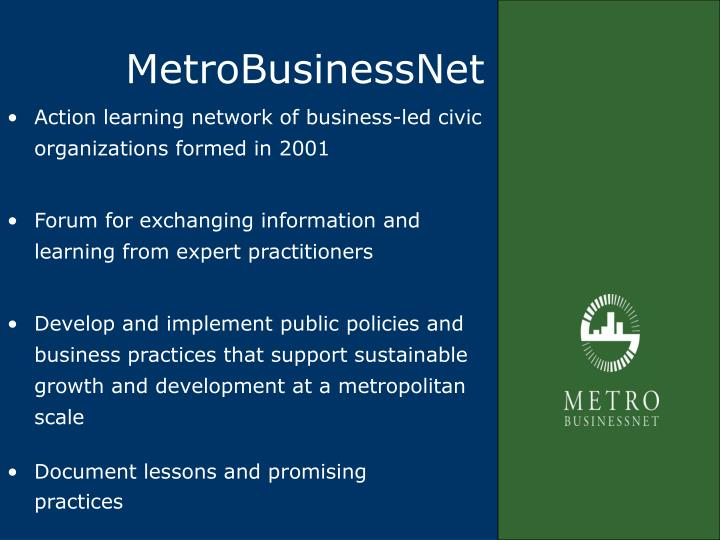 MetroBusinessNet
