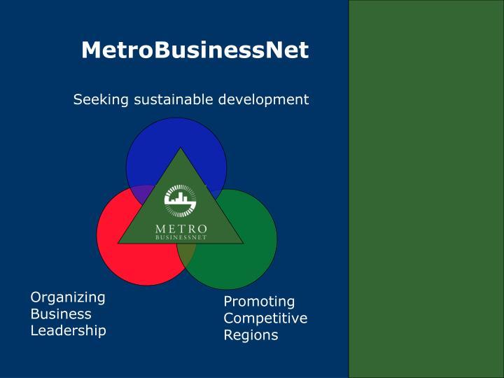 Seeking sustainable development