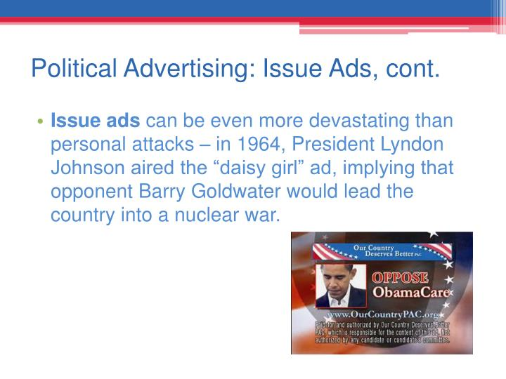 a focus on the negative political advertisements and their effects of voter turnout Negative political ads and their effect on voters: updated collection of research  it is worth considering, too, that increased news media focus on negative advertising itself has helped.