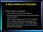 a short history of television3