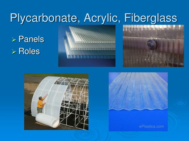 Plycarbonate
