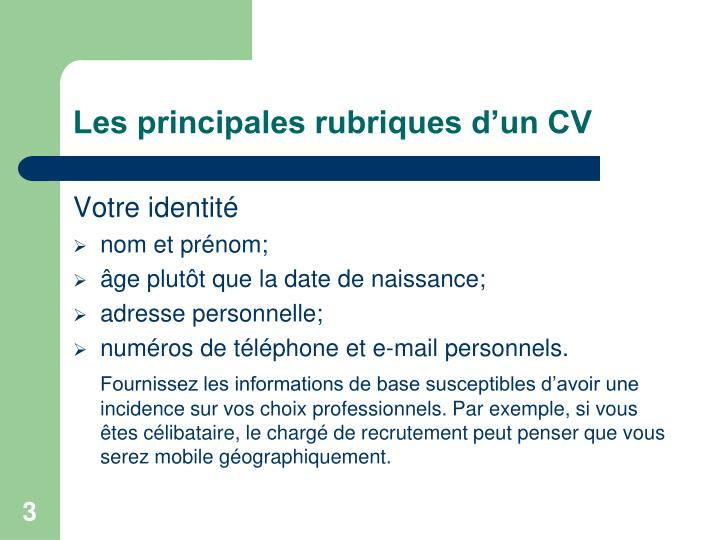 ppt - atelier cv  u0026 lettre de motivation powerpoint presentation