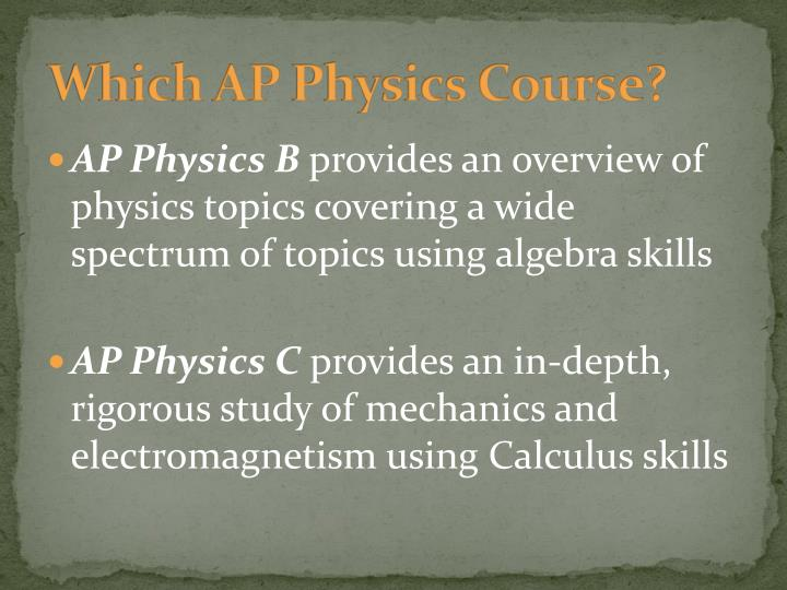 Which AP