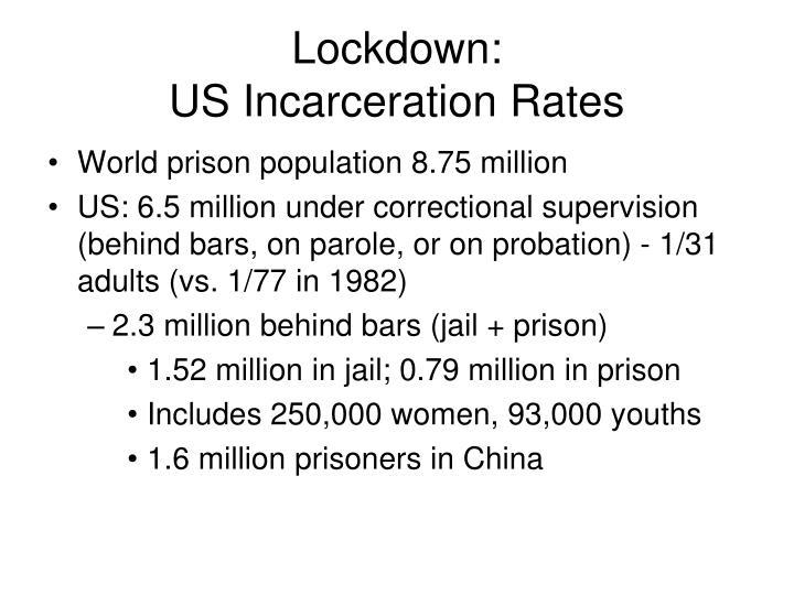 Lockdown:
