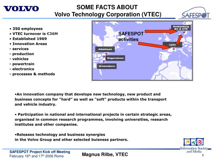 FACTS ABOUT VTEC