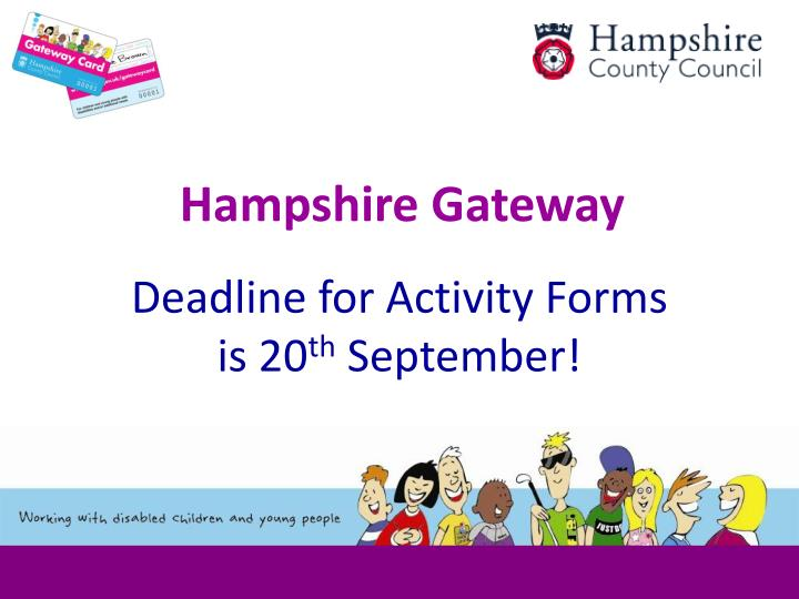 Hampshire Gateway
