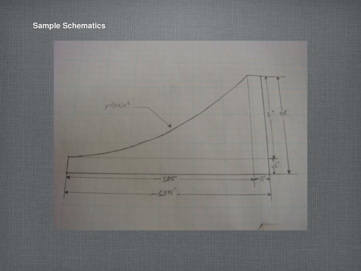 Sample Schematics