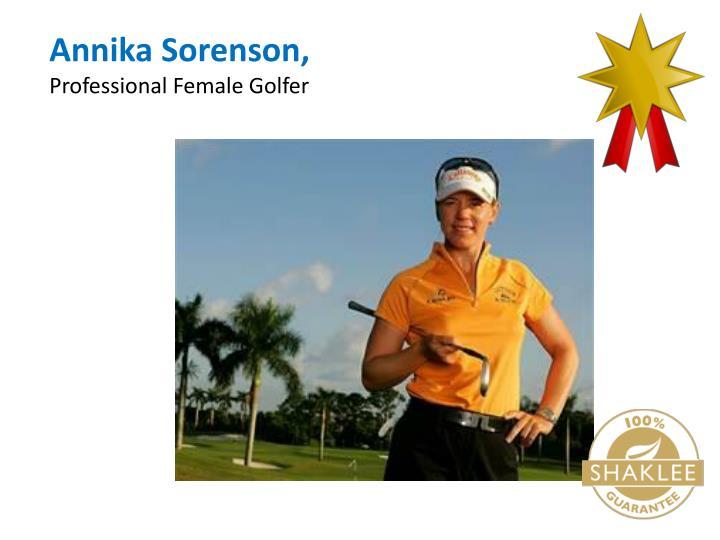 Annika Sorenson,
