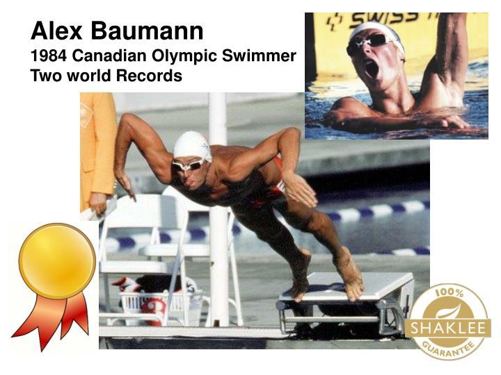 Alex Baumann