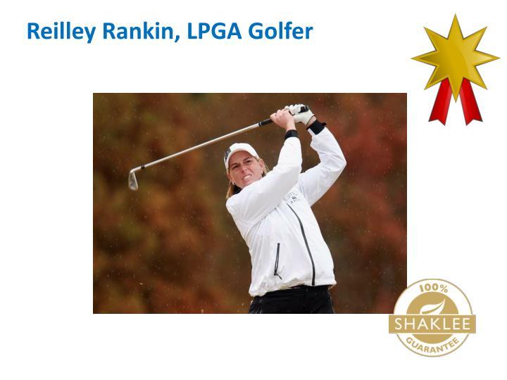 Reilley Rankin, LPGA Golfer