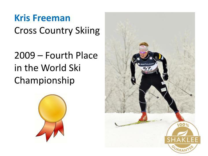 Kris Freeman
