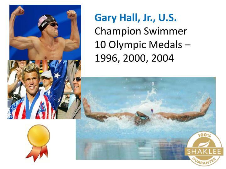 Gary Hall, Jr., U.S.