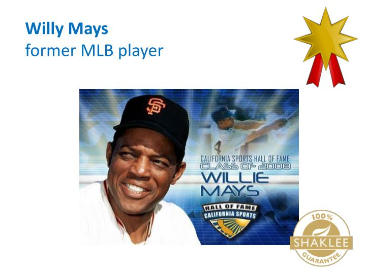 Willy Mays