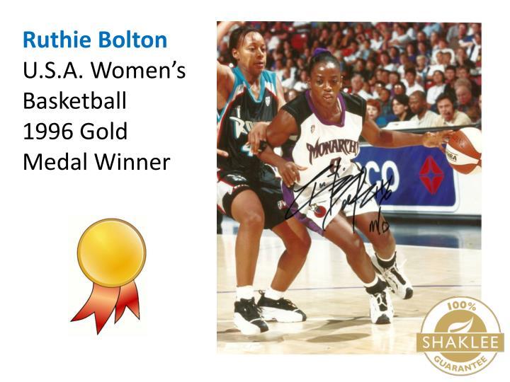 Ruthie Bolton