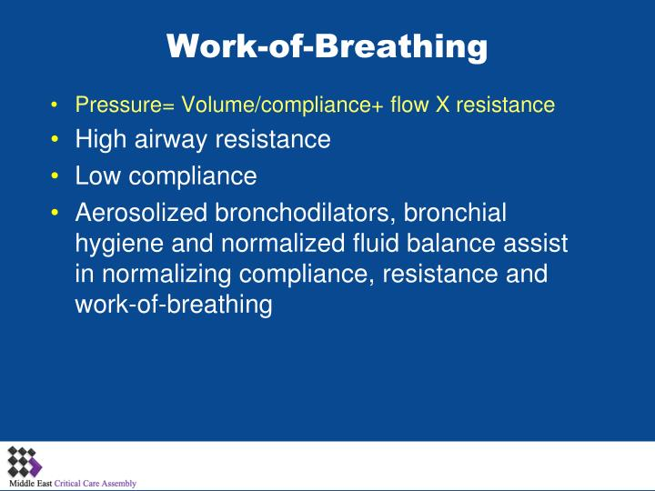 Work-of-Breathing