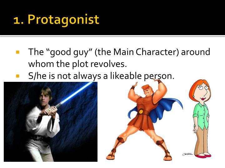 1. Protagonist