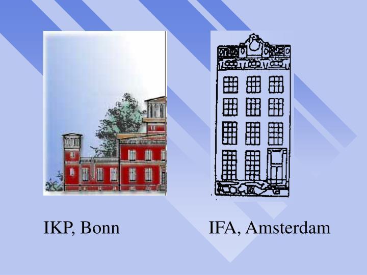 IKP, Bonn