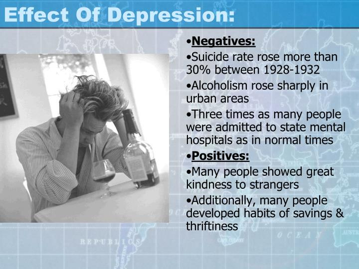 effects of depression - DriverLayer Search Engine