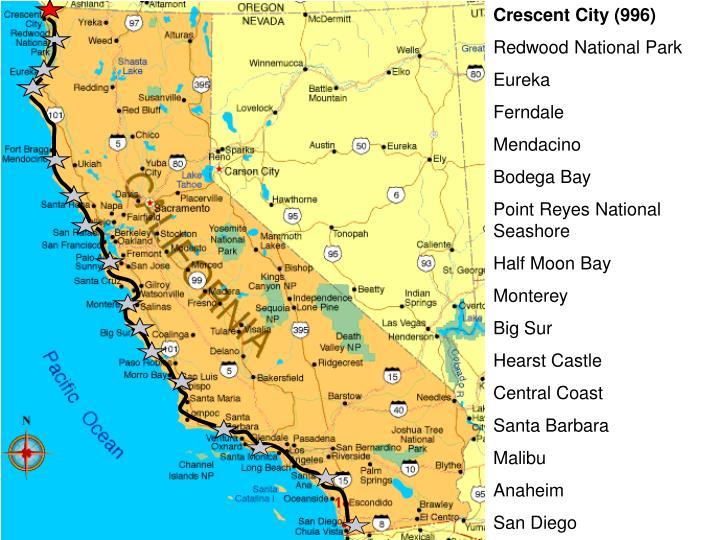 Crescent City (996)