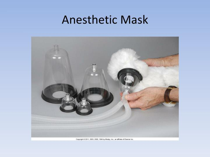 Anesthetic Mask