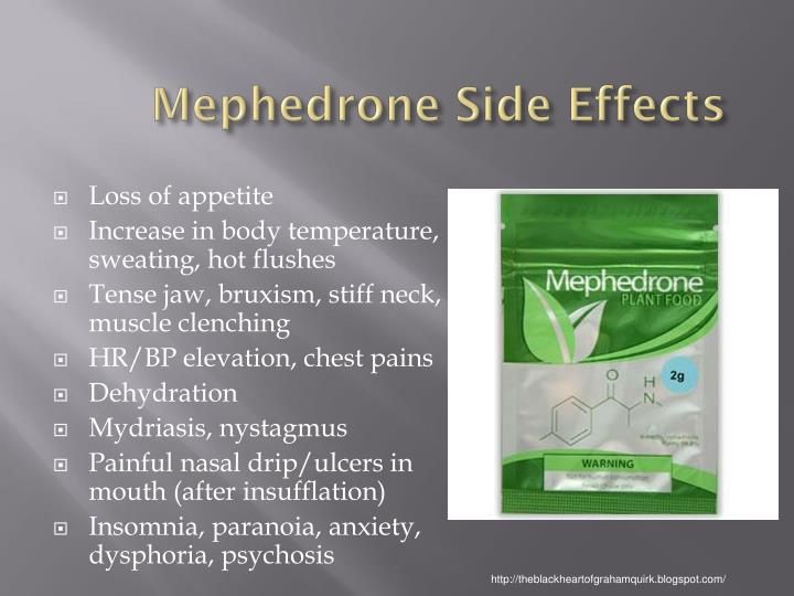 Mephedrone Side Effects
