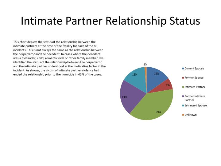 Intimate Partner Relationship Status