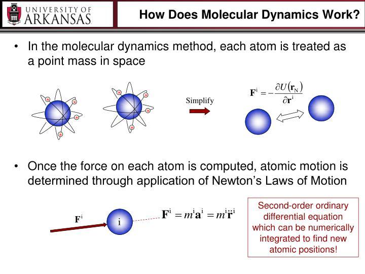 How Does Molecular Dynamics Work?