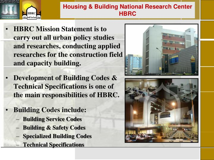 Housing & Building National Research Center