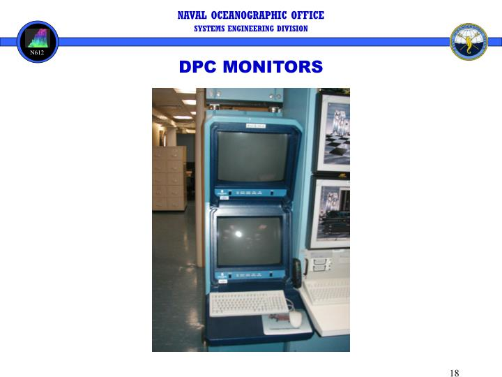 DPC MONITORS