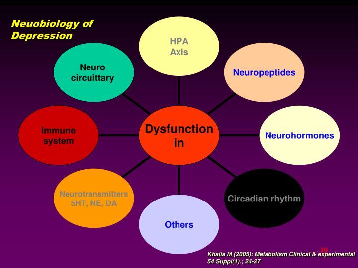 Neuobiology of Depression