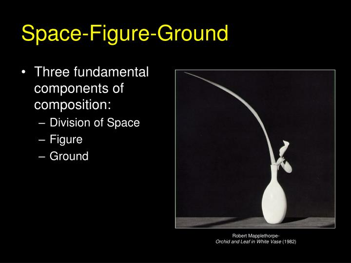 Space-Figure-Ground
