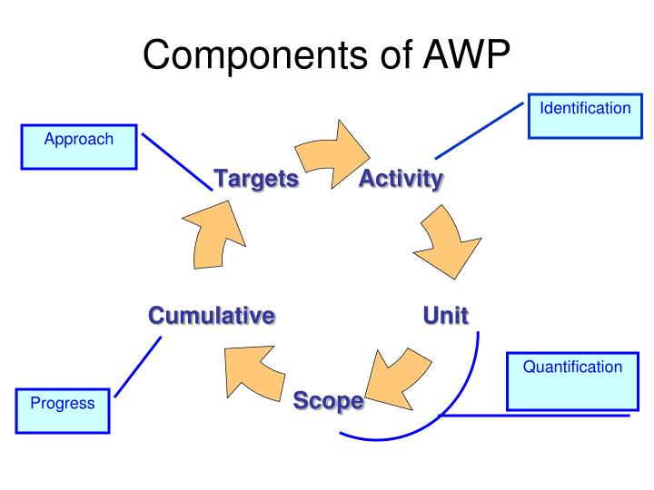Components of AWP