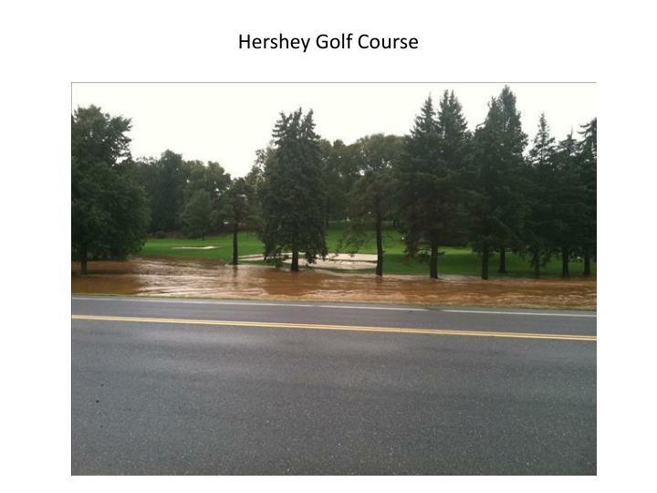 Hershey Golf Course