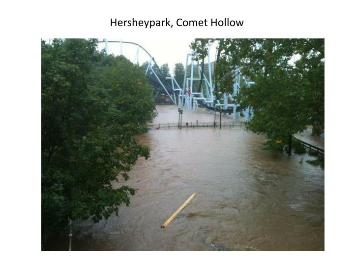 Hersheypark, Comet Hollow
