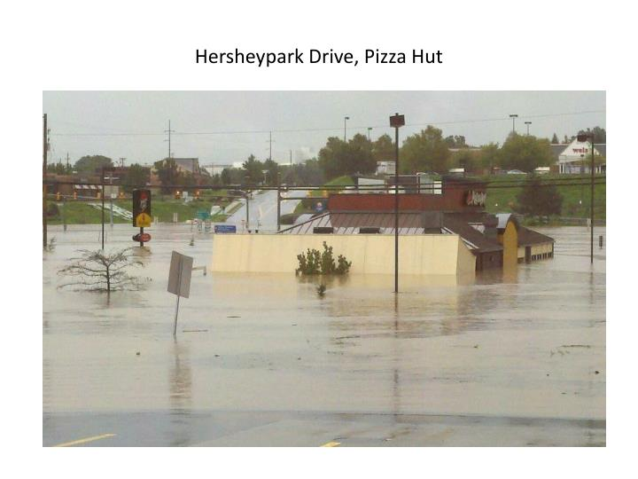 Hersheypark drive pizza hut