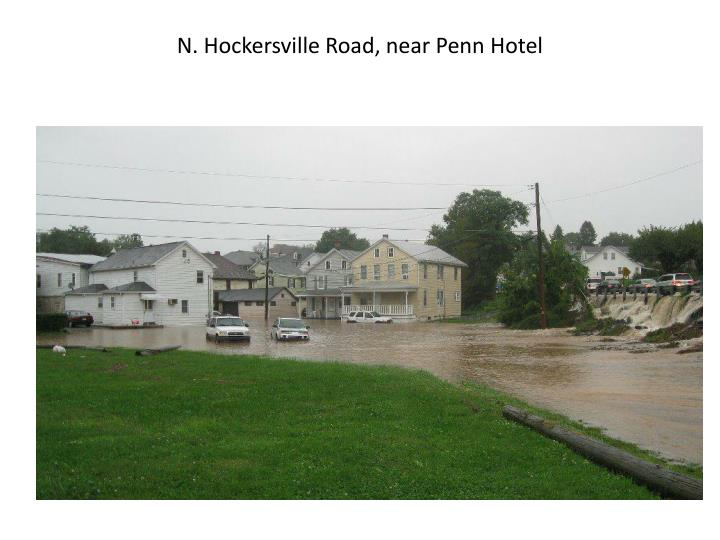 N. Hockersville Road, near Penn Hotel