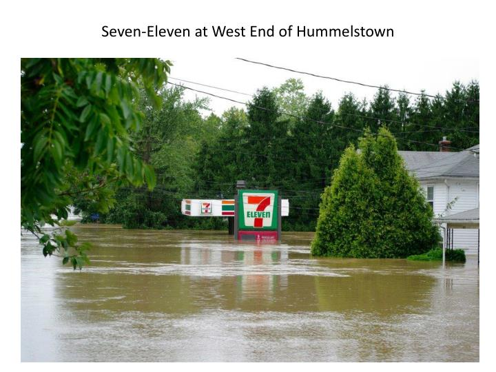 Seven-Eleven at West End of Hummelstown