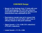 convince design