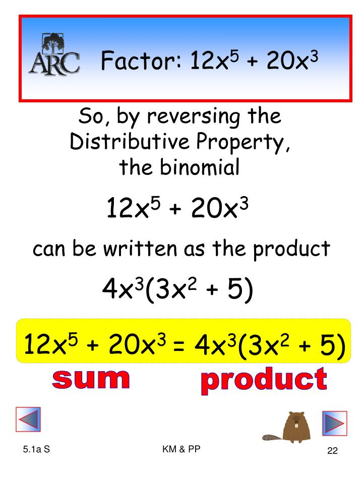 Factor: 12x