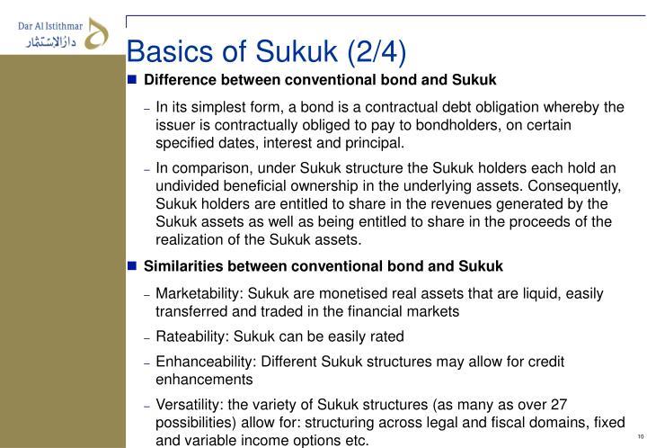 Basics of Sukuk (2/4)