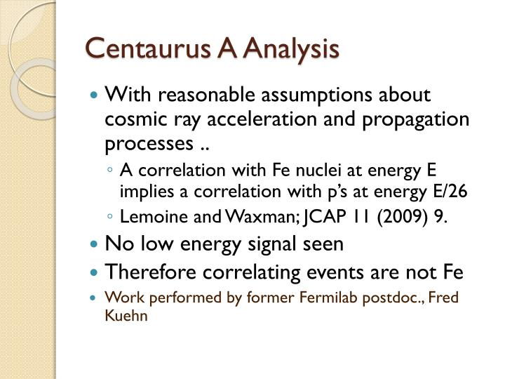Centaurus